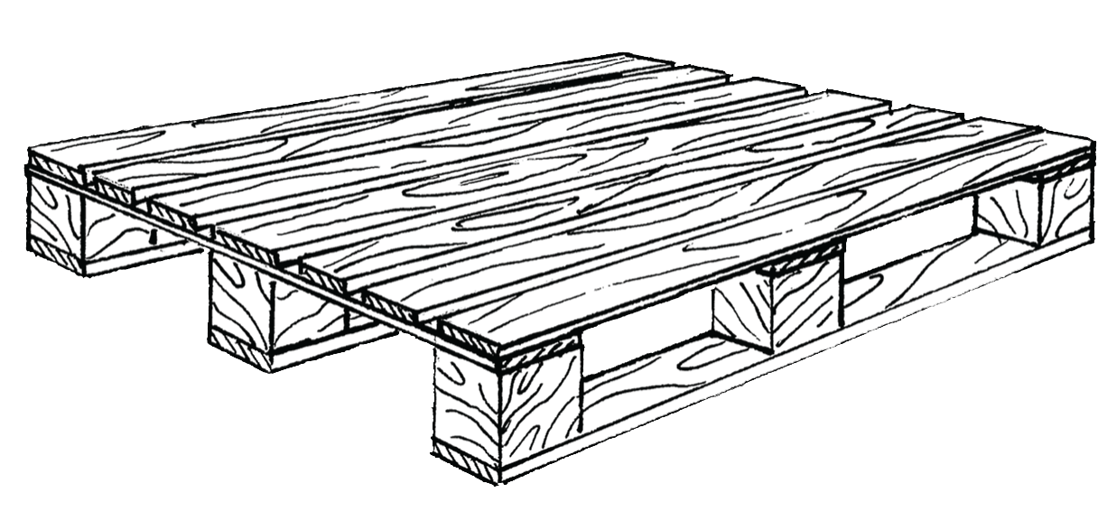 Cwpca The Different Types Of Wood Pallets